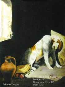 The Young Beggar's Dog