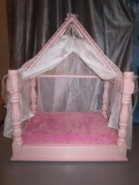 Princess Canopy Bed | doggroomingbyjanice