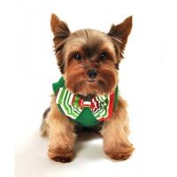 Santas Helper Boy Dog Shirt
