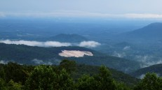 View of Stone Mountain
