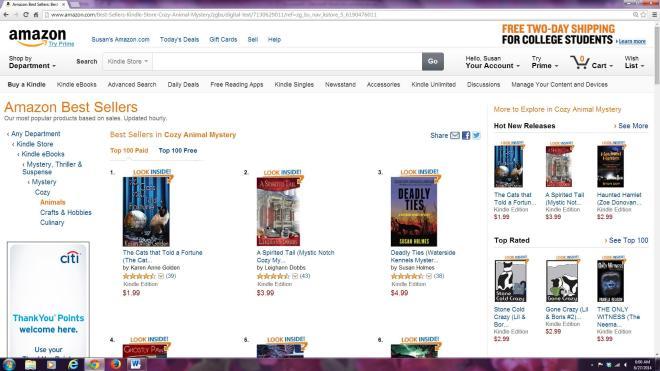 Best Sellers!