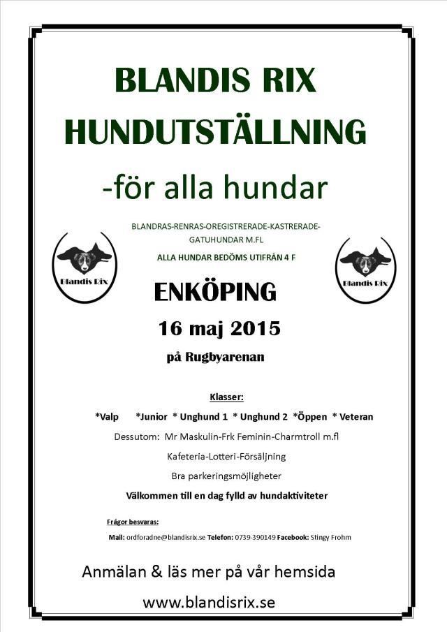 PM Utställning Enköping 2015