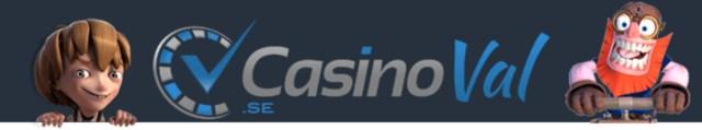 CasinoVal.se Banner