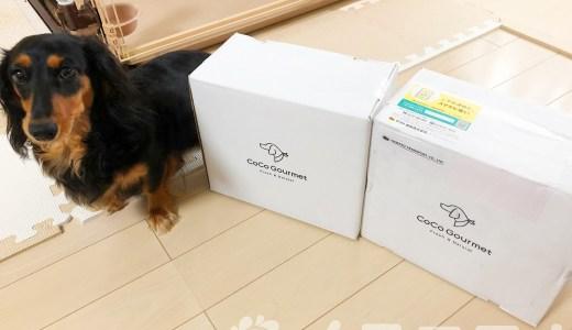 ココグルメを実際に試した愛犬の口コミ【原材料、価格も調査】