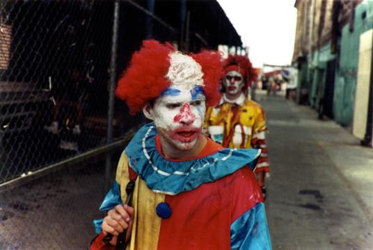 clowns coney island brooklyn