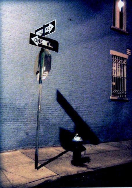 two one-way corner tribeca new york