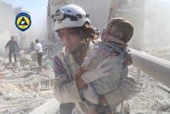 The White Helmets / Syria Civil Defence