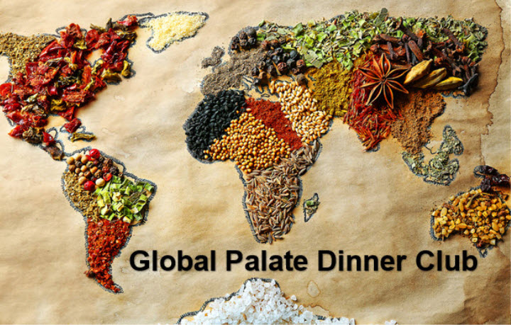 Global Palate picture with name