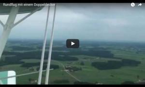 Video-Rundflug-Doppeldecker von Gerd Bergem