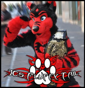 Furry wrestler pic courtesy of JCs Fluffytail