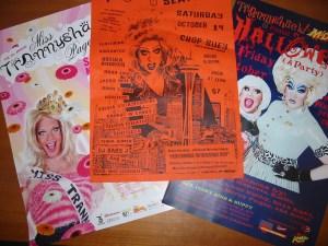 Trannyshack 3 flyers