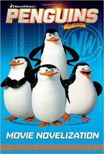 Penguins of Madagascar Cover