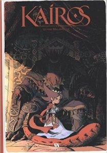 Kairos T 3 book cover