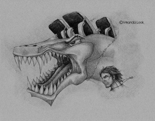 Twisted Werewolf
