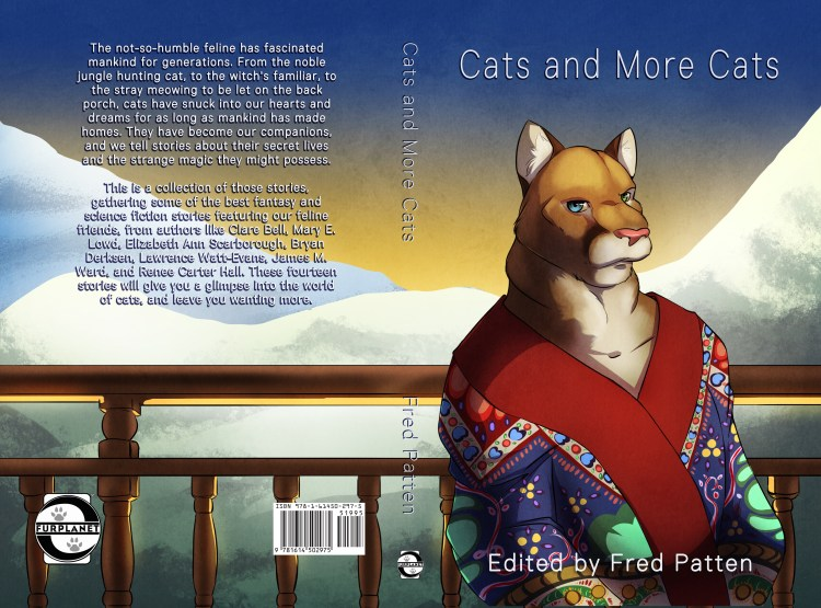 Cats and More Cats Cover