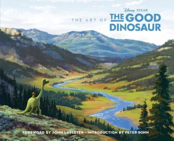 good dinosaur cover