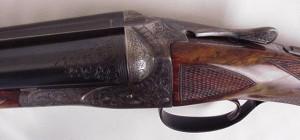 Fox CE 16g double barrel shotgun