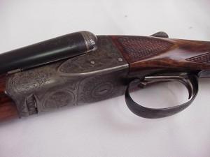 Fox 16g CE double barrel shotgun