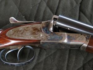 Minty 2E 20 gauge L.C. Smith side-by-side shotgun