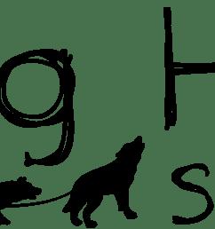 howing husky logo black on white belgravia [ 3246 x 518 Pixel ]