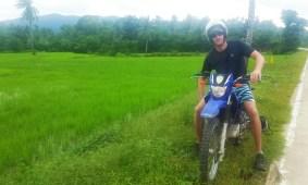 Riding to Nacpan (1)