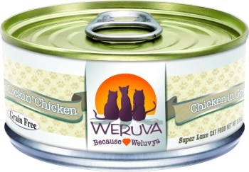 Weruva Paw Lickin Chicken for Cats