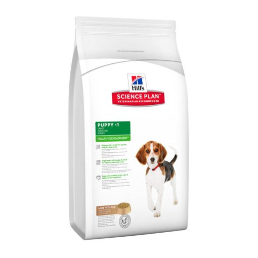 HILLS Science Plan Canine Healthy Development Puppy Medium Breed Lamb and Rice DRY