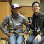 石川弘樹さん_UTMF_2014_レース前インタビュー_-_YouTube