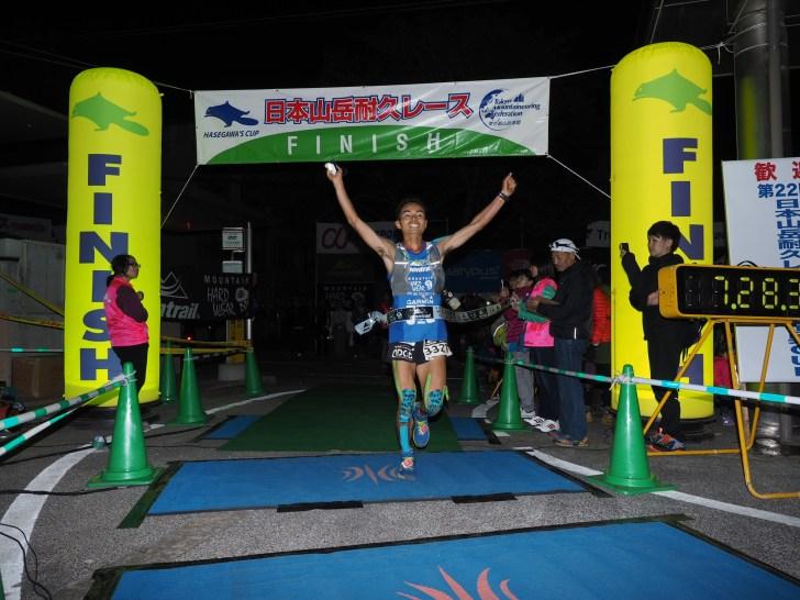 Shunsuke Okunomiya Hasetsune Finish