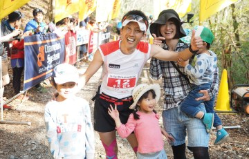 Sota Ogawa Otaki50k finish