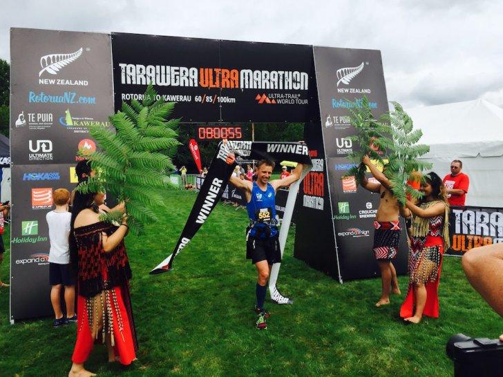 2016Tarawera-jonas buud finish line