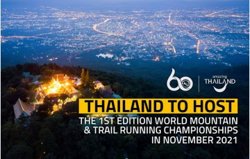 World Mountain & Trail Running Championships, Chaing Mai, Thailand