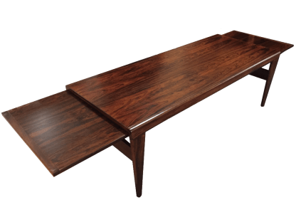 Rosewood Coffee Table