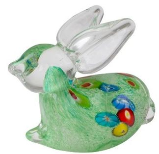 Art Glass Rabbit