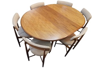 G Plan Teak Dining Setting