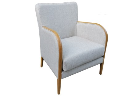 Italian Beech Tub Chair