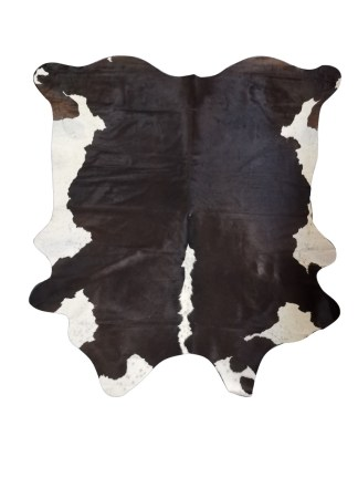 Brazilian Black & White Cowhide