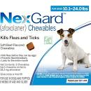 Nexgard Chewables and dog