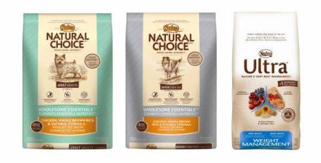 Natural Choice dog food