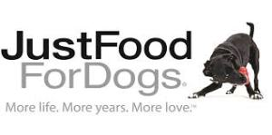 Logo for Just Food For Dogs