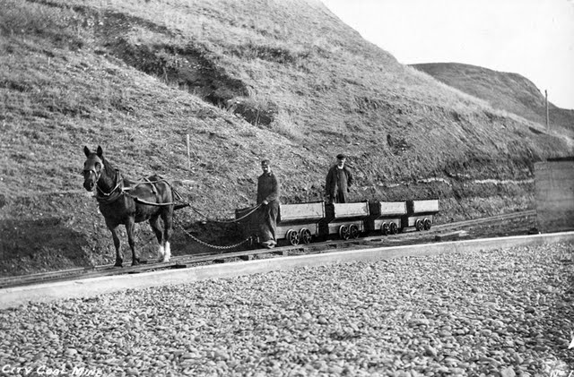 The Richest Railroad in the World: Connecting Manchester to the Midlothian Coal Mines