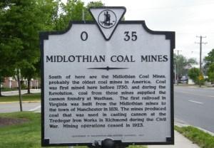 o-35 midlothian coal mines