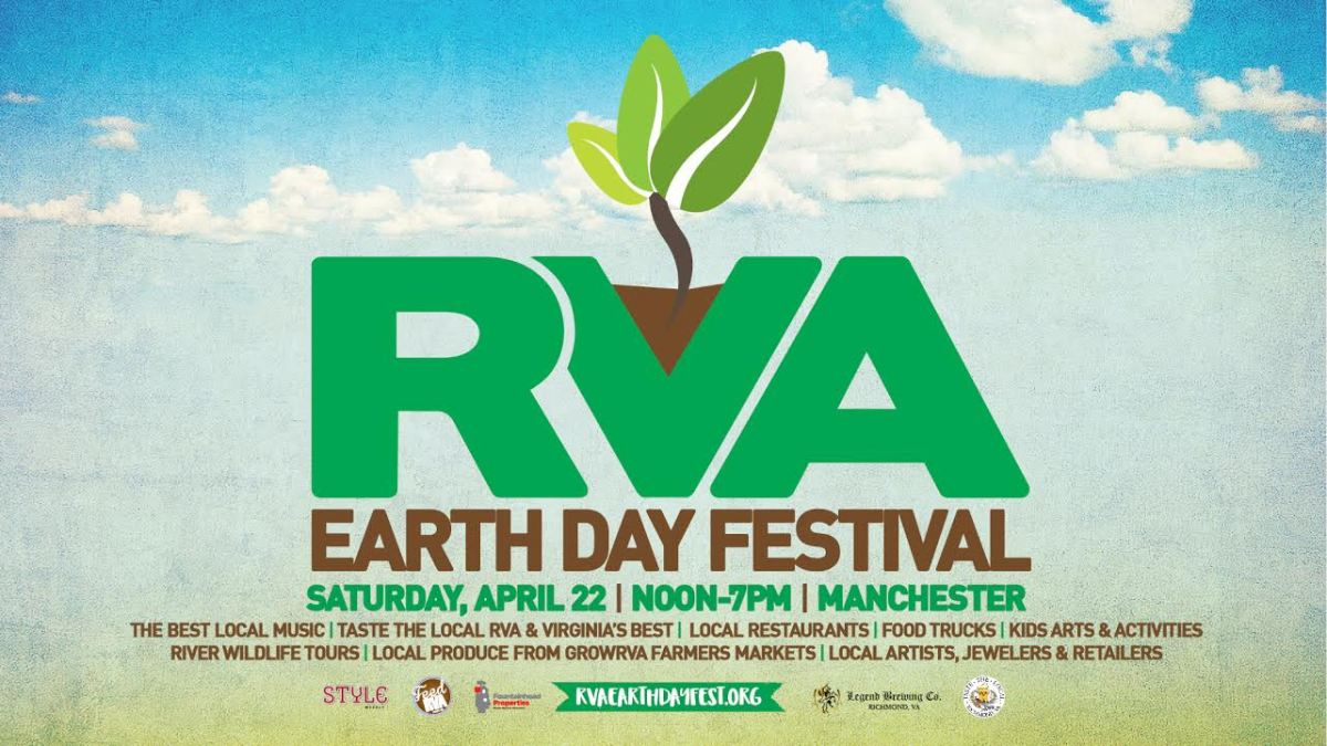 RVA Earth Day Festival This Saturday in Manchester
