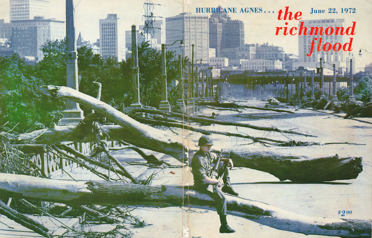 "A Look Back at 1972-""Hurricane Agnes.....the Richmond Flood"""