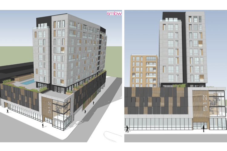 PortRVA Phase 2 Plans To Go Vertical on Hull Street