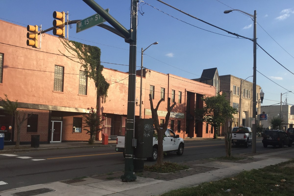 City Begins First Step of Dead Tree Cleanup On Hull Street
