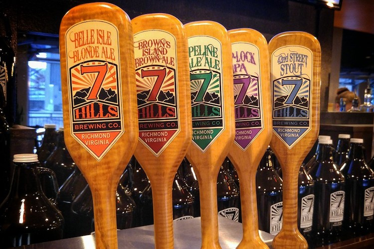 7 Hills Brewing In Shockoe Bottom Is Closing