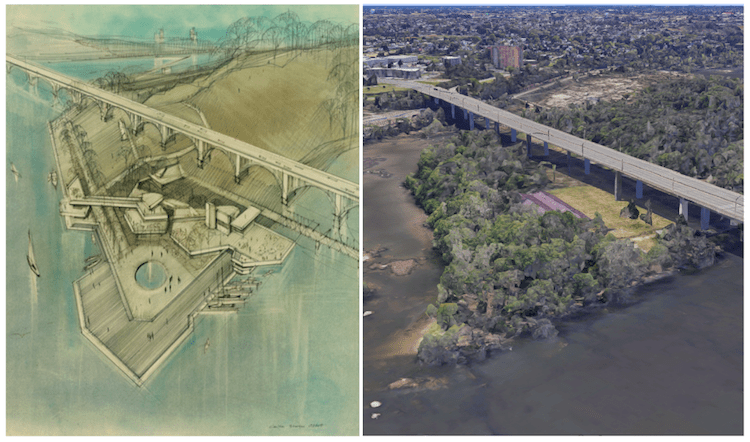 Vintage Belle Isle Park Proposal Vs. Today: Who Wore it Better?