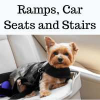 Ramps, Car seats and Stairs