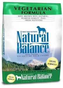 Natural Balance - Best Vegetarian Dog Food 2017